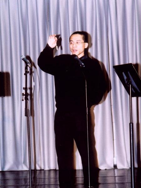2004圣诞节音乐会专辑  - 12月22日 风采中学 与口琴